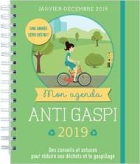 Mon agenda anti-gaspi 2019