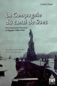 La Compagnie du canal de Suez