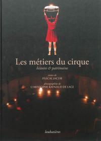 Les métiers du cirque