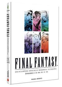 Final Fantasy. Volume 3, Episodes I, II, III, IV, V, VI