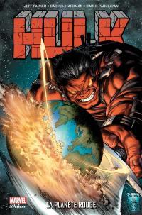 Hulk, La planète rouge