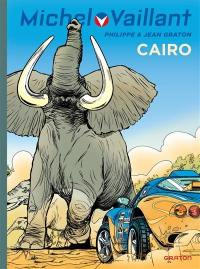 Michel Vaillant. Volume 63, Cairo