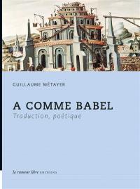 A comme Babel