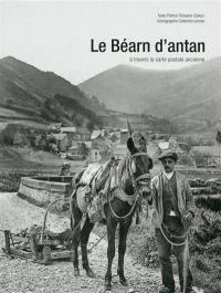 Béarn d'antan à travers la carte postale ancienne