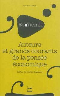 Auteurs et grands courants de la pensée économique