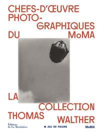 Chefs-d'oeuvre photographiques du MoMA
