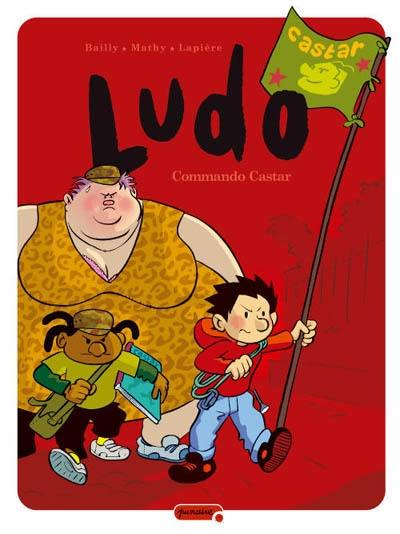 Ludo. Volume 8, Commando Castar