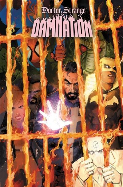 Damnation. Volume 1, Docteur Strange