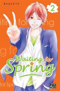 Waiting for spring. Volume 2,