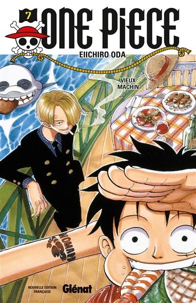 One Piece. Volume 7, Vieux machin