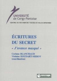 Ecritures du secret