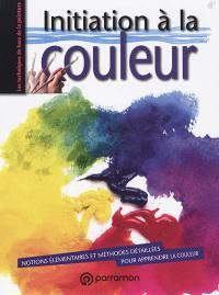 Initiation à la couleur