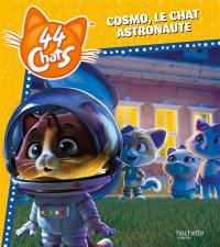 44 chats, Cosmo, le chat astronaute