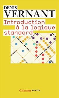 Introduction à la logique standard