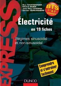 Electricité en 19 fiches