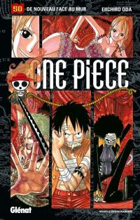 One Piece. Volume 50, De nouveau face au mur