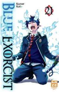 Blue exorcist. Volume 21,