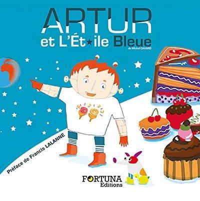 Arthur et l'étoile bleue