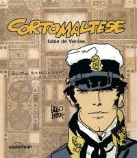 Corto Maltese. Volume 7, Fable de Venise