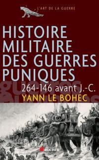 Histoire militaire des guerres puniques