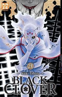 Black Clover. Volume 21,