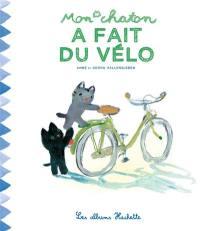 Mon chaton. Volume 11, Mon chaton a fait du vélo