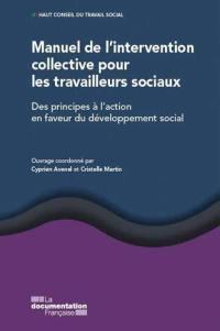 Manuel de l'intervention collective pour les travailleurs sociaux
