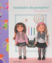 Vestiaire de poupées