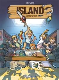 Island. Volume 2, De profundis