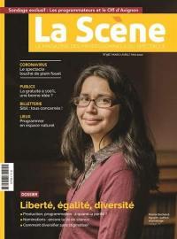 Scène (La) : le magazine professionnel des spectacles. n° 96, Liberté, égalité, diversité