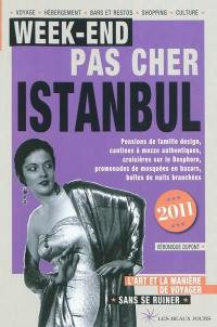 Week-end pas cher Istanbul 2011
