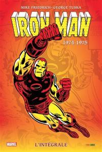 Iron Man, 1974-1975