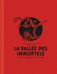 Les aventures de Blake et Mortimer. Volume 7, La vallée des immortels