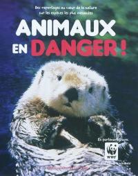 Animaux en danger