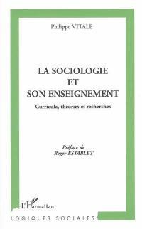 La sociologie et son enseignement