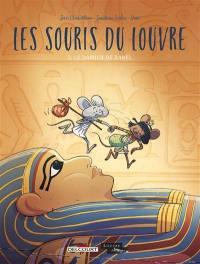 Les souris du Louvre. Volume 2, Le damier de Babel