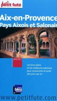 Aix-en-Provence, pays aixois et salonais