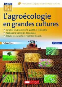 L'agroécologie en grandes cultures