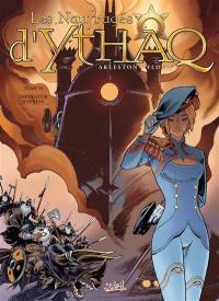 Les naufragés d'Ythaq. Volume 15, Imperator express