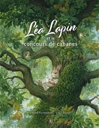 Léa Lapin et le concours de cabanes