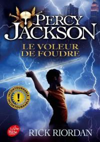 Percy Jackson. Volume 1, Le voleur de foudre