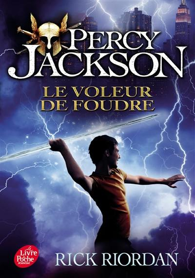 Percy Jackson, Le voleur de foudre, Vol. 1
