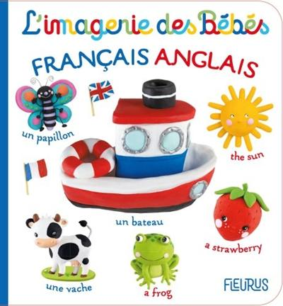 L'imagerie des bébés français-anglais