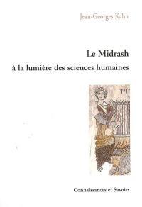 Le Midrash à la lumière des sciences humaines