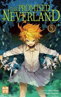 The promised neverland. Volume 5,