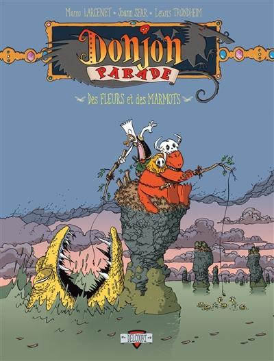 Donjon parade. Volume 4, Des fleurs et des marmots