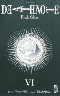 Death note. Volume 6,