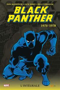 Black Panther. Volume 2, 1976-1978