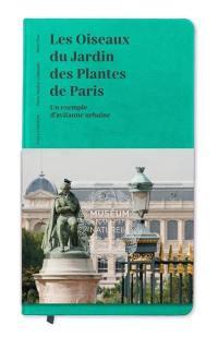 Les oiseaux du Jardin des Plantes de Paris