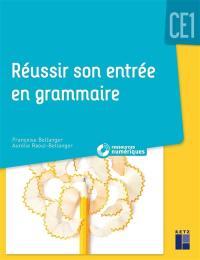 Réussir son entrée en grammaire, CE1 : programmes 2016 et ajustements 2018